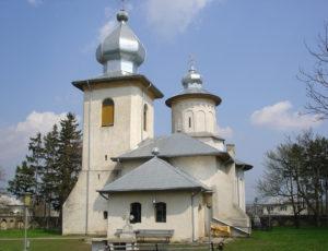 Biserica Hantesti