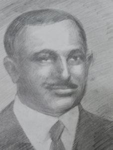 Portret Mihai Halunga
